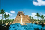 Atlantis - The Palm - Ride through Shark infested waters