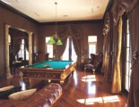 Casa Contenta Miami Billiards room