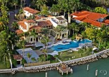 Casa Contenta Miami from above
