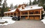 CedarStone Whistler Driveway in Winter