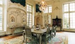 Chateau Villette - Dining Room