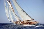 Classic Yacht Eleonora E - Sail-155