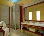 Elounda Villa Bathroom