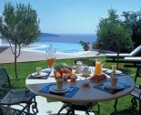 Elounda Villa Outdoor Dining