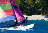 Fergate Private Island - Catamaran Sailing