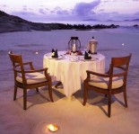 Fergate Private Island - Romantic Dining