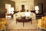 Hermitage Hotel - Double Suite Loungeroom