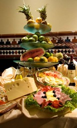 Hotel Saratoga - breakfast Buffet