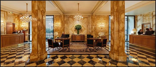 Hotel Foyer Gerusalemme : Hotel de crillon
