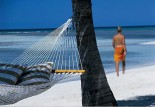 Jumby Bay Hammock at Beach
