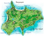 Jumby Bay Resort Map