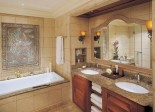 Le Saint Geran - Bathroom of the Junior Suite