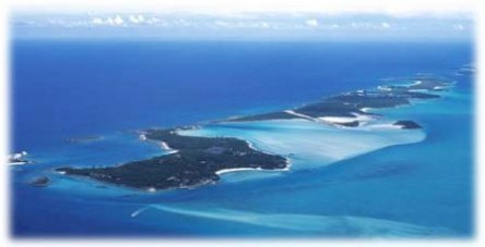 Musha Cay from Above
