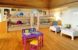 Oahu Lani - Childrens bunk room