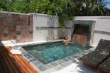 Plunge pool Dhoni MIghili