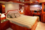 RANIA - The Luxury Yachts Double Cabin