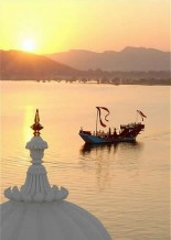 Taj Lake Palace - Royal Barge