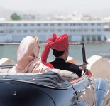 Taj Lake Palace - Vintage Car Transfers