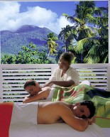 The Four Seasons Nevis - Relax at the Spa