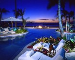 The Four Seasons Nevis - The Pool at Night
