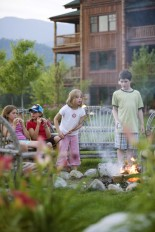 The Whiteface Lodge - Firepit