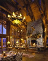 The Whiteface Lodge - Greatroom