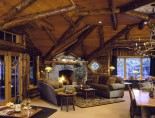 The Whiteface Lodge - Presidential Living Room