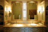 Villa Bon Temps Bathroom.