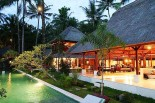 Villa Pantulan at Night