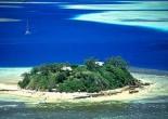 Wadigi Island - Aerial